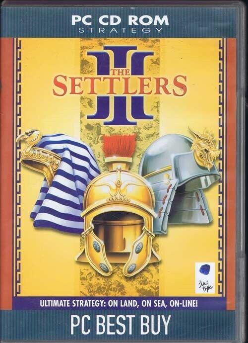 The Settlers 3, til pc, strategi