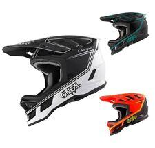 ONeal Spark Fidlock DH Helm STEEL MTB Fullface Downhill Enduro Mountainbike