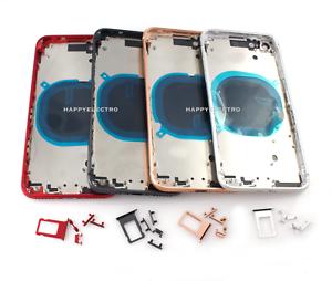 Repuesto-Carcasa-Cubierta-Trasera-Bateria-Conjunto-de-marco-para-iPhone-8-Plus-iPhone-X
