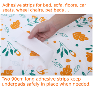 40pc-Bed-Pads-Incontinence-Disposable-Pee-Underpads-Pets-Baby-Change-Mat-60x90cm