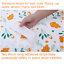 10pc-Bed-Pads-Incontinence-Disposable-Pee-Underpads-Pets-Baby-Change-Mat-60x90cm thumbnail 2