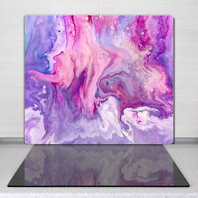 Glas-Herdabdeckplatte  Spritzschutz 60x52 Malerei Abstrakte Frauen WOW Comics