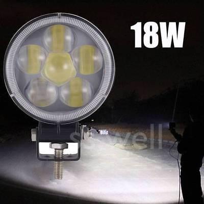 18W Led Bar Work Light Boat Car Truck Driving Flood Lamp SUV UTE ATV offroad NEW