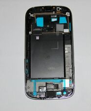 Original Samsung Galaxy S3 i9305 Gehäuse LCD Touch Mittel Rahm Rahmen grau