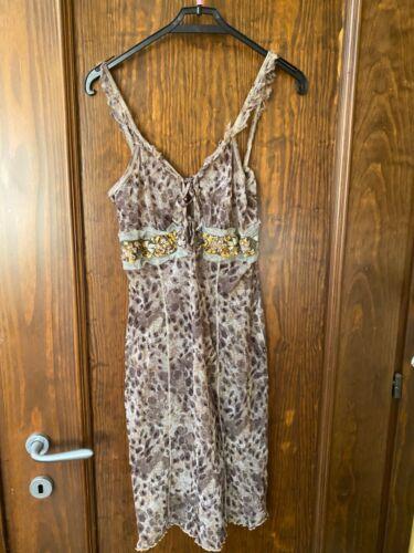 Liu Jo leopard print Nightdress sleepwear nightgow