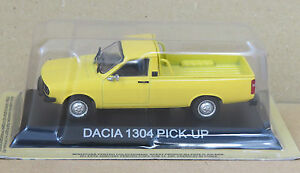 DIE-CAST-034-DACIA-1304-PICK-UP-034-LEGENDARY-CARS-SCALA-1-43