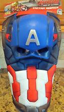 NEW Marvel Avengers CAPTAIN AMERICA 2-Piece Kid's Costume- Size 4-6