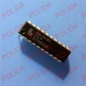 10PCS-IC-LATTICE-DIP-20-GAL16V8D-15LP
