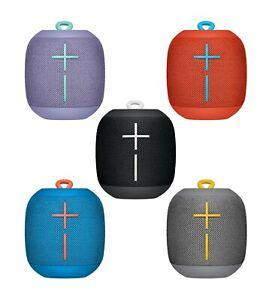 Logitech UE WONDERBOOM Super Portable Waterproof Bluetooth Speaker