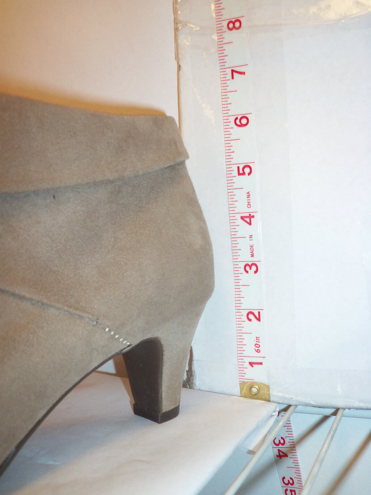 Aerosoles NEU Damenschuhe 6 M Play Pleat Mink Combo Heels Schuhes