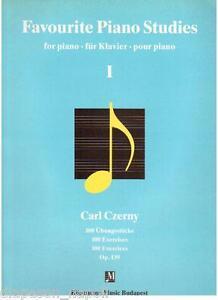 Czerny: 100 Übungen Op.139 - Samantha Rae K