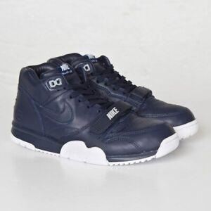 Details about Nike x Fragment Design Air Trainer 1 MID SP Obsidian 806942 441 Men Size US 6 DS