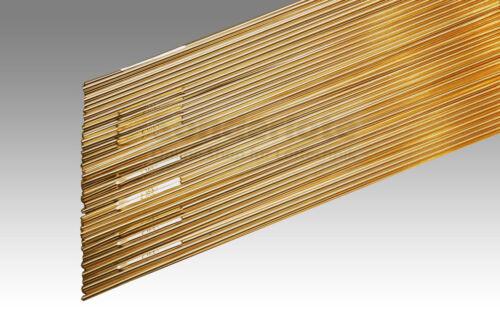 30 baguettes de soudure WIG Brasage Cusí 3 Abm 1,6x500 mm