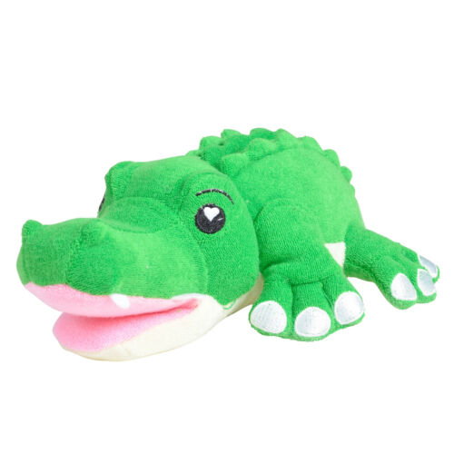 SoapSox safari family Hunter Krokodil Waschhandschuh Waschlappen Knorrtoys 78001