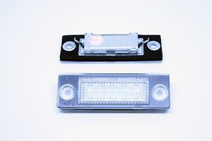 2x-LED-LICENSE-NUMBER-PLATE-LIGHT-VW-TOURAN-CANBUS