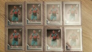2019-20 Panini Clearly Donruss PJ Washington Rated Rookie RC Acetate (Lot of 8)