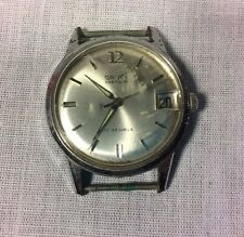 Vintage Swiss Gruen Precision Date Manual Wind Watch 17 Jewels