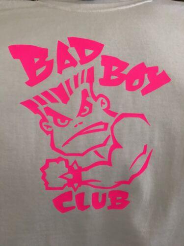 Old School Bmx Bad Boy Club T-shirt 2xl Vintage Bmx Rad Bmx