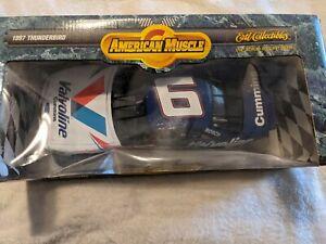 American Muscle 1/18 Scale Diecast Mark Martin 1997 Thunderbird