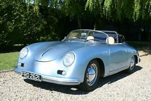 Speedster Clinic 356 Replica Chesil. 5 speed Gearbox
