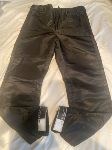 Prada Gabardine Nylon Pants
