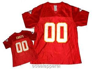 La foto se está cargando Nuevo-De-Kansas-City-Chiefs-00-Nfl-Para- f218455896c