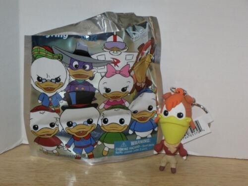 Disney Figural Keyring DuckTales Launchpad McQuack Keychain NEW VHTF