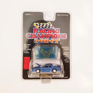 Racing-Champions-1996-Pontiac-Firebird-TA-Blue-1-60-Diecast-Car-Mint-Edition-NEW