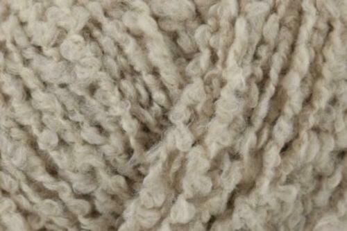 Sirdar Snuggly BOUCLETTE DK Double Knitting Yarn Wool 50g 112 BISCUIT