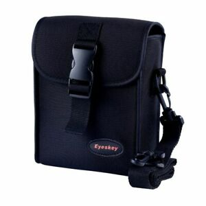 Camera-Binocular-Case-Single-Shoulder-Black-Strap-Belt-Waterproof-Container-50mm