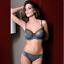 Women/'s Bikini Panty Playful Check Pattern Sassa Mode 44210 Plus Sizes