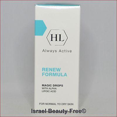 Holy Land Renew Formula Magic Drops Anti Aging Serum 20 ml