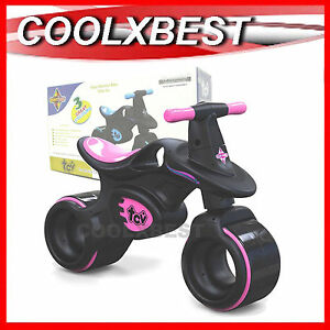 NEW-EUROTRIKE-TCV-BALANCE-BIKE-RIDE-ON-KIDS-18-Month-PINK-FREE-DELIVERY