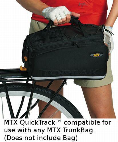 """Topeak TA2041B Explorer 29er fits Disc Brake MTX Tubular Rear Bike Rack 29/"""""""
