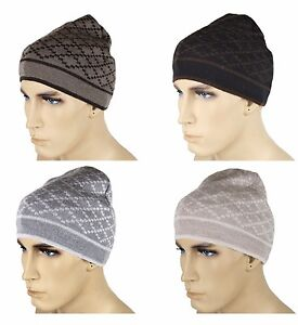 dd138e28f Details about New Gucci Unisex Wool Beanie Hat with Diamante Pattern 281600