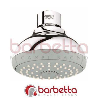 2019 Moda Soffione Doccia 'new Tempesta' 74122