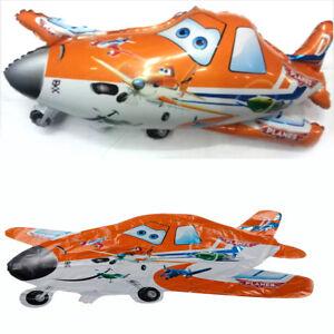 1XFlying-Flugzeug-Form-Ballon-Flugzeug-Folie-Helium-Ballon-Geschenk-Party-YT