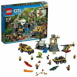 BRAND-NEW-AND-SEALED-LEGO-60161-JUNGLE-EXPLORATION-SITE