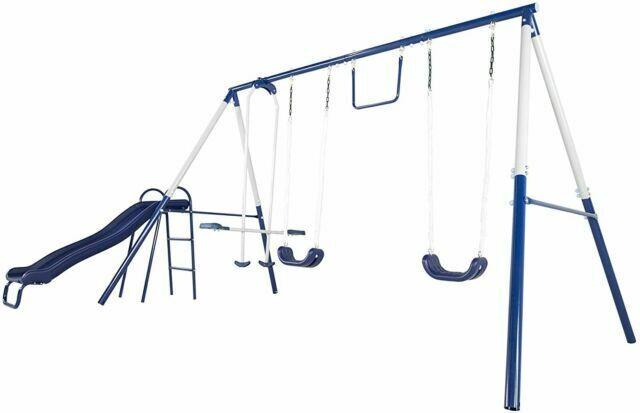 Sportspower Arcadia Metal Swing Set