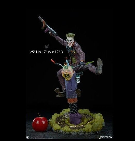 Dc The Joker Premium Format Figure Sideshow Sideshow Sideshow Collectibles 3004731 b190e7