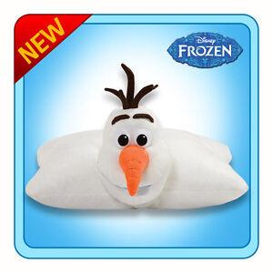 OLAF Snowman Disney Frozen 18 Pillow Pet Authentic