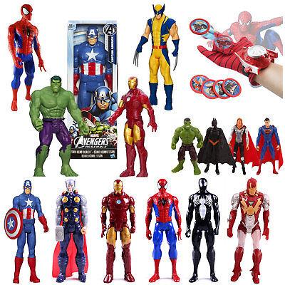 Superheld Action Figur Figuren Handschuhe Launcher Spielzeug Geschenk Sammlung