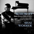 Schubert: Piano Sonatas, D. 840 & 850 (CD, Oct-2011, Onyx (Classical Label))