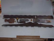 "Norris type steel dovetail 27"" jolner plane kit"