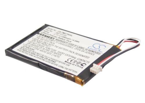UK Battery for TomTom GO7000 360103150 3.7V RoHS