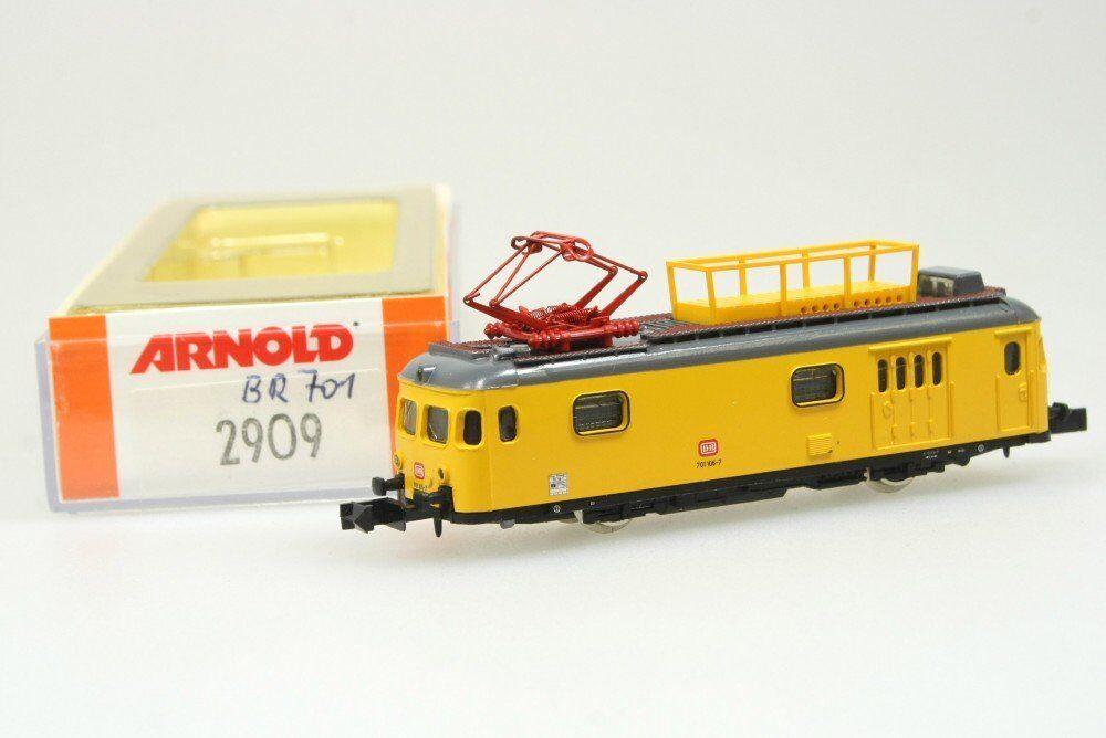Arnold 2909 ELETTRICI MOTORE CARRELLO BR. 701 della DB nella confezione originale