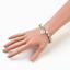 miniature 26 - Crystal Gemstone Bead Bracelet Chakra Natural Stone Reiki Healing Anxiety Stress