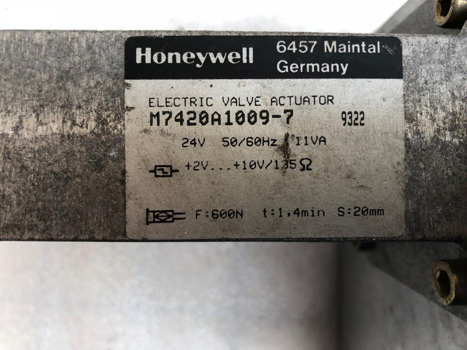 HONEYWELL  - Ventilantrieb    - Stellantrieb M7420A1009-7 cf6f27