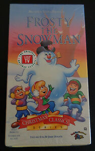 Frosty the Snowman (VHS) Christmas Classics Series 1993 ...
