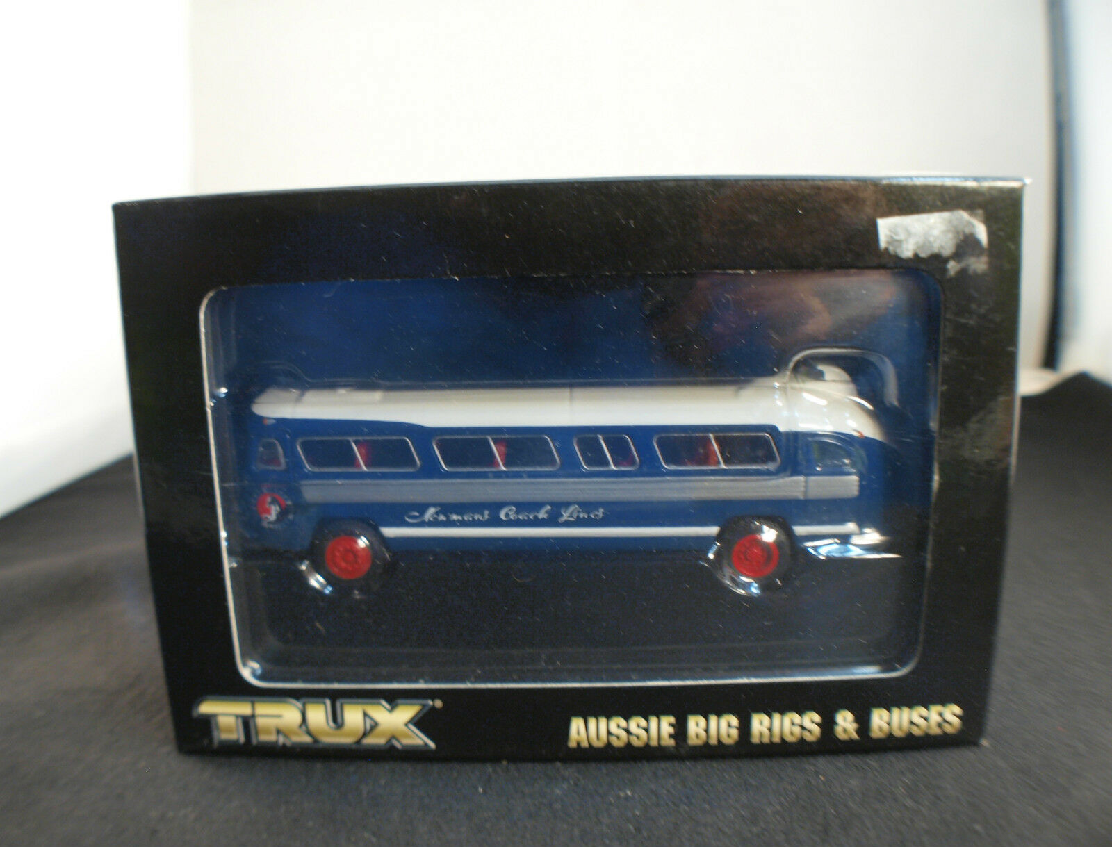 Trux Australia n° TX15B 1954 Ansair Flxible Clipper aussie bus en boîte 1 76 MIB